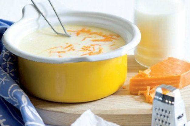 Sýrová omáčka | Apetitonline.cz