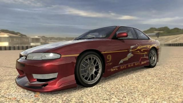 Nissan Silvia S14 - The Fast and the Furious   Nissan ...