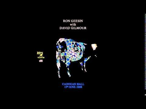 Ron Geesin With David Gilmour - Atom Heart Mother