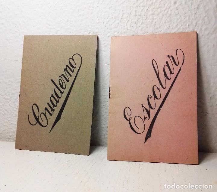 2 libretas Cuaderno Escolar J & P - Foto 1