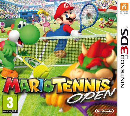 Mario Tennis 3DS - 22,- bij Bart Smit