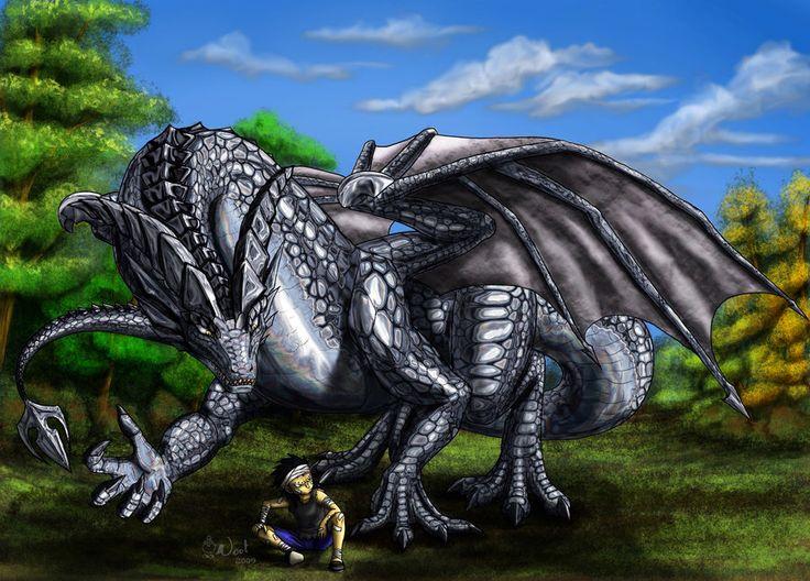 картинки железного дракона из хвоста феи этм