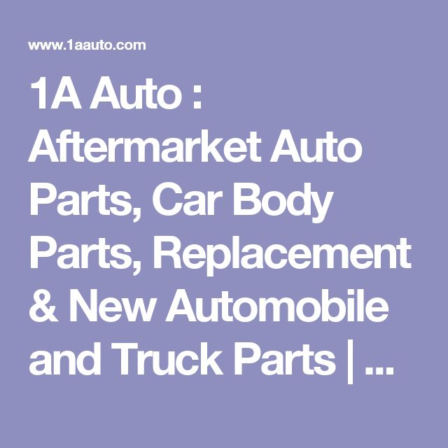 1000+ Ideas About Aftermarket Truck Parts On Pinterest