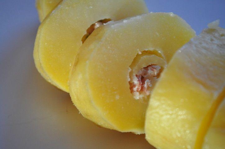 pommes de terre fourrees