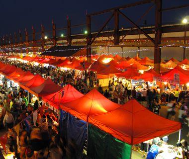 Richmond Night Market = Asian Street Food Paradise...