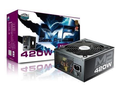 Cooler Master Silent Pro M II 420W (Nätaggregat) - Lägsta pris 658:-