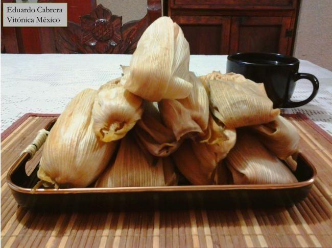 Tamales De Avena Y Amaranto