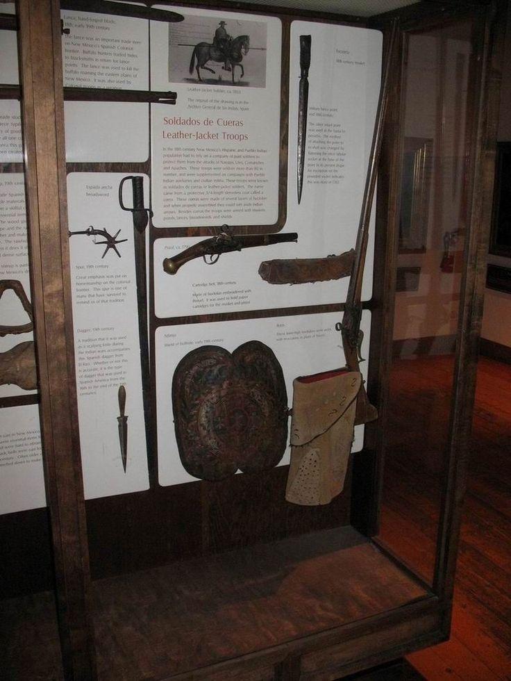 Material de Dragones de Cuera. Palacio de Gobierno en Santa Fe
