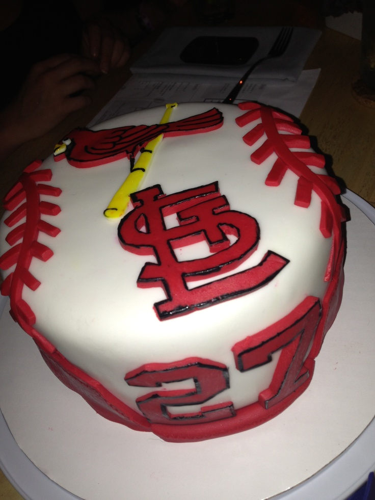 317 best Baseball Cakes images on Pinterest Baseball cakes St