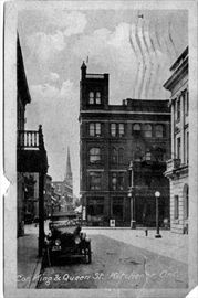 Flash from the Past: Postcard view shows Walper Hotel in Kitchener