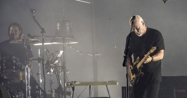 David Gilmour live at Royal Albert Hall, London on 23rd September 2016 | David Gilmour Photos de Concerts Tour 2015/2016 & Avant | Pinterest