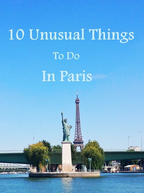 Unusual things to do in Paris on a budget - A Journey Away