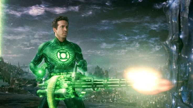 Warner Bros. to give that Green Lantern movie thing another try ...