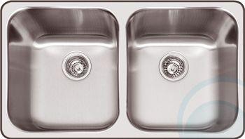 Abey Nuqueen Sink Pack Q200PK $539 from Appliances Online