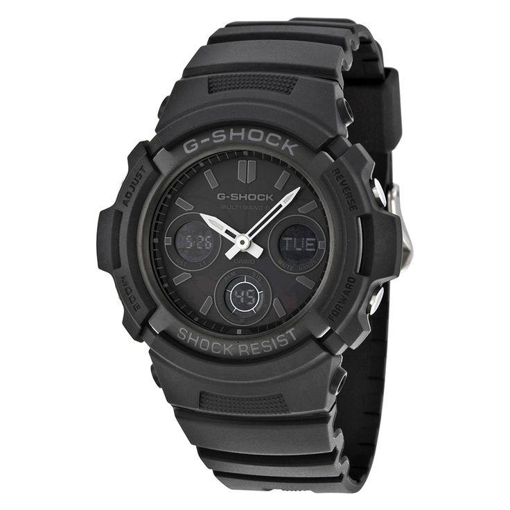 Casio G-Shock Tough Solar Power Atomic Men's Watch AWGM100B-1A