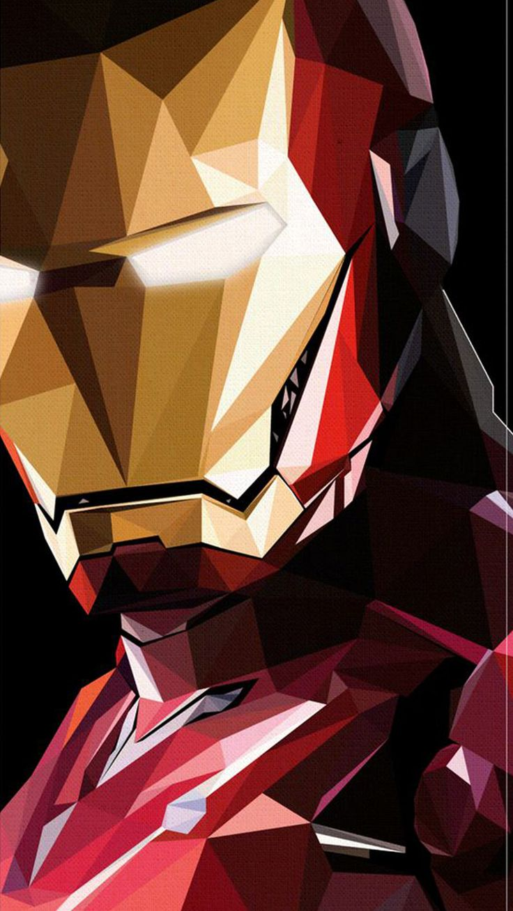 Iron Man wallpaper iphone 4