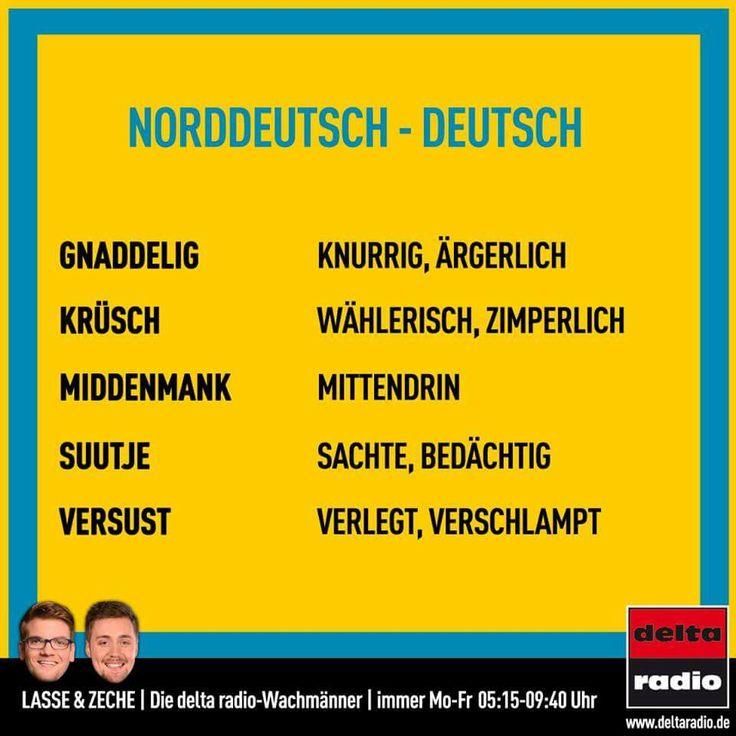 Delta Radio Norddeutsch-Kurs. Für Anfänger