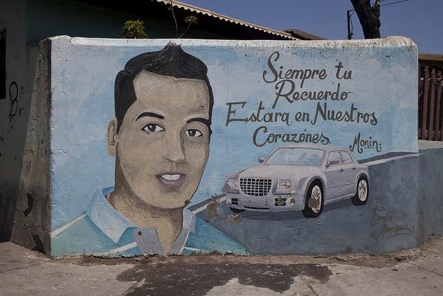 In Memoriam - Alejandro Olivares