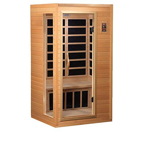 GOLDEN DESIGNS AMZ-GDI-3106-01 Dresden 2-Person Far Infrared Sauna For Sale https://outdoorfirepit.co/golden-designs-amz-gdi-3106-01-dresden-2-person-far-infrared-sauna-for-sale/