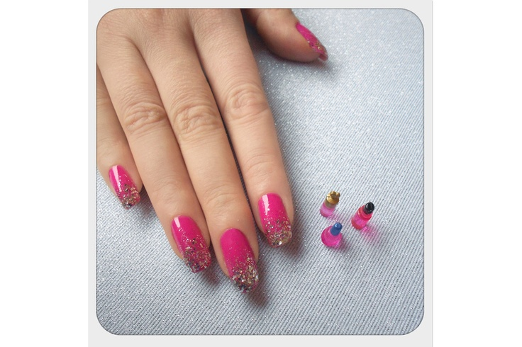Silver Pink #manicure