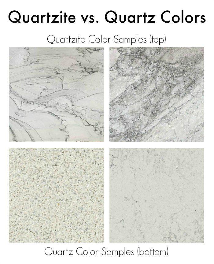 Countertop Comparison Chart Between Granite Quartz And Solid Surfaces Quartz Countertops Prices Cost Of Countertops Quartz Countertops