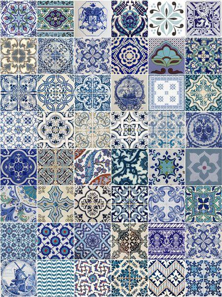 M s de 25 ideas incre bles sobre azulejos portugueses en for Azulejos para entradas
