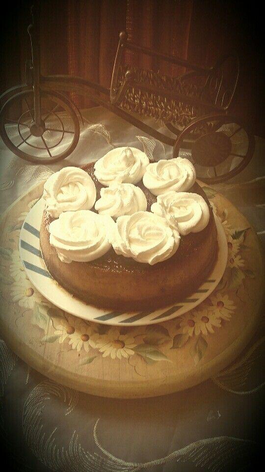 Chotorcillo torta d chocolat con quesillo...