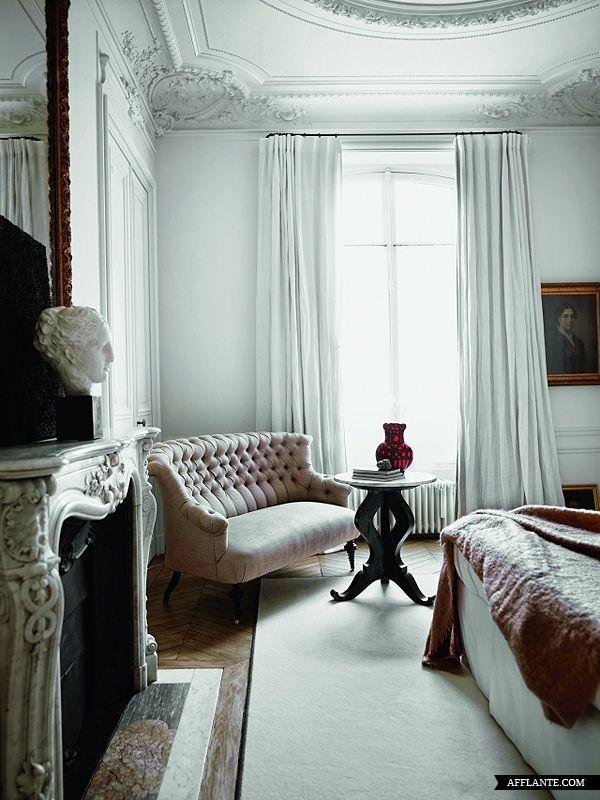 Parisian white