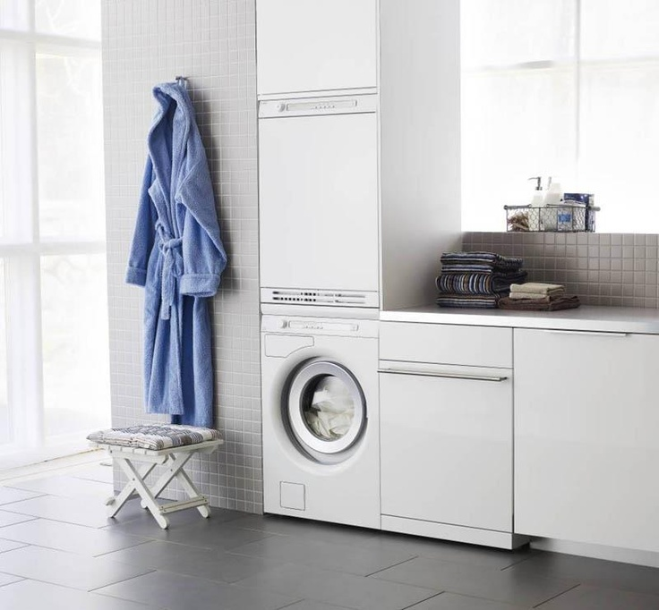 The Asko Sensor Condensor Dryer.