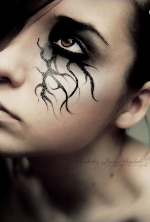137 best Halloween images on Pinterest | Makeup, Halloween ideas ...