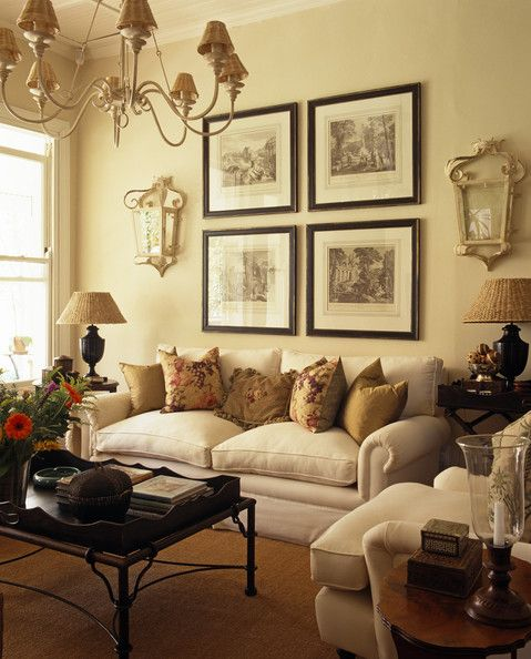 """""""It's not hard to make a space that looks good by itself. The trick is to craft a room that's even more attractive when it's occupied. That's when it becomes magical.""""—Interior Designer Kerry Joyce"""