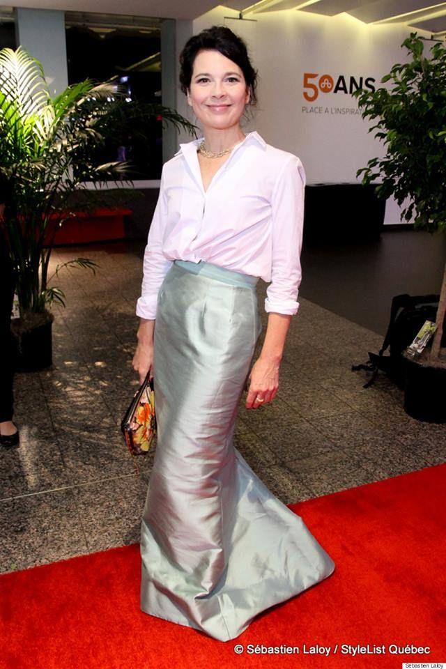 Anne Dorval - Gala Gémeaux 2014