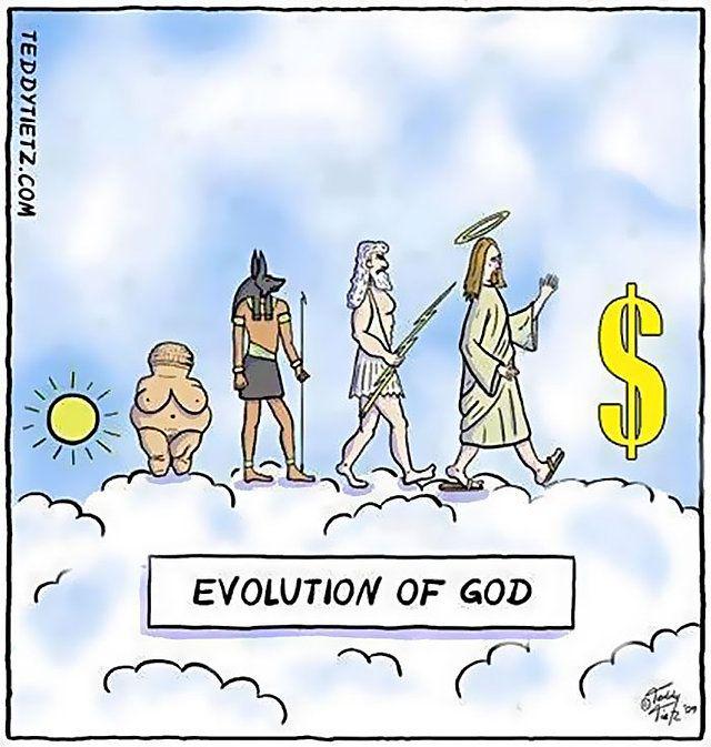 風刺画にはブラックユーモアな面白さがある。 面白さの中にハット気づかせてくれる現社会、人類への批判が込められている。 人類の進化はどこに向かうのか?予言は存在しないが予測はできる。 そんな言葉がある。 人類進化の風刺画を見て人類の未来を考えよう。