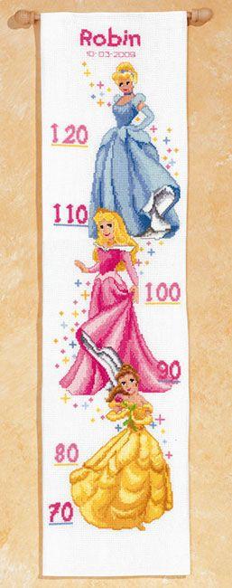 Metro per bimbi: Princess