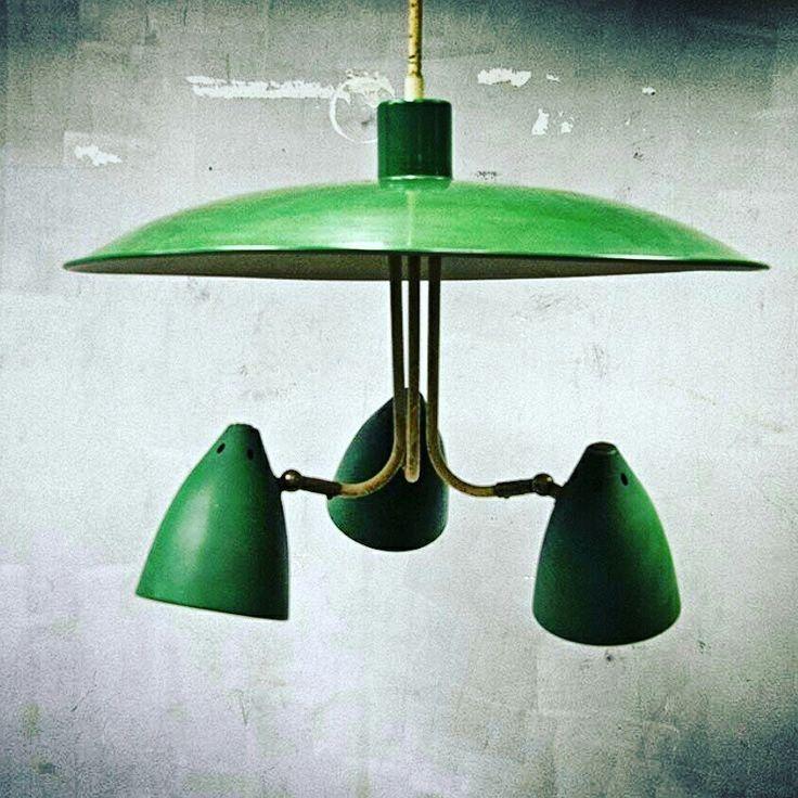 Rare midcentury modern Hala Busquet lamp, new arrival www.bestwelhip.nl