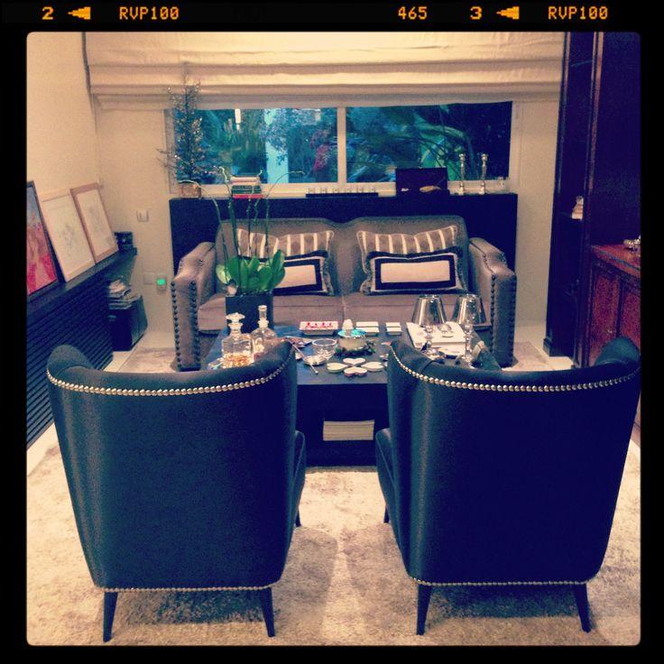Beautiful Contemporary Interiors, all furniture by Karageorgiou #newclassics#by#karageorgiou