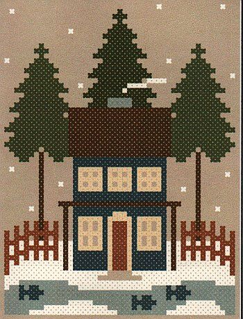 Little House Needleworks - Cross Stitch Patterns & Kits (Page 3) - 123Stitch.com