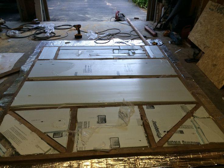 205 best diy camper insulation images on pinterest diy camper insulated tiny camper floor diy angle bracing solutioingenieria Gallery