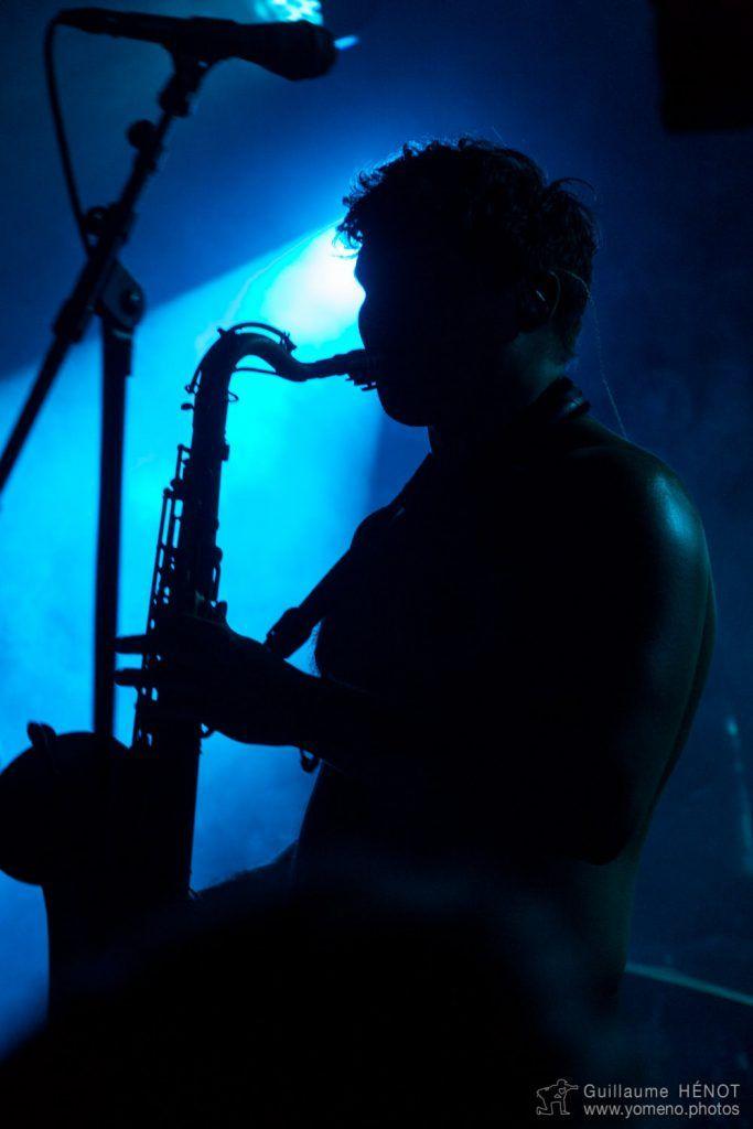 Sax Machine au Cabaret Sauvage (Paris)