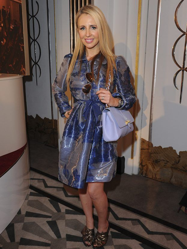 Brix and Bailey, Luxury Handbag + Accesosry brand at London Fashion Week collab partner Naomi Isted, Aspinal of London