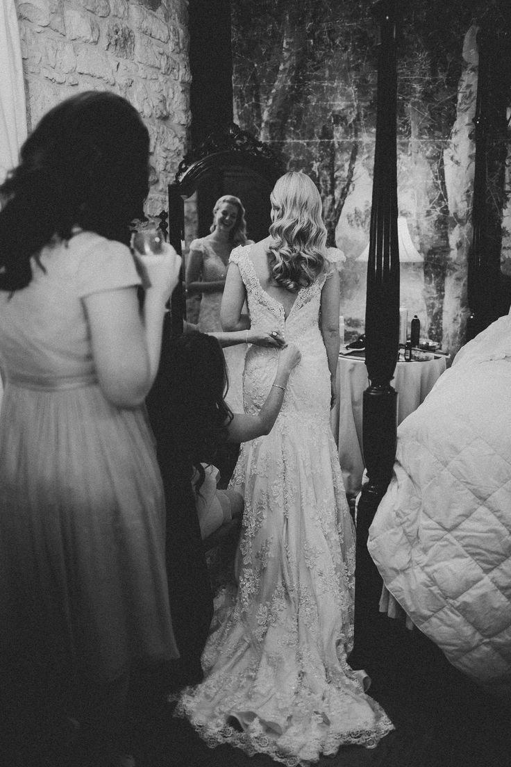 Special Wedding Day Moments perfectly captured by Amber Vickery. On http://www.StyleMePretty.com/2014/03/24/cozy-and-romantic-fredericksburg-tx-brunch-wedding/  AmberVickeryPhotography.com - #SMP