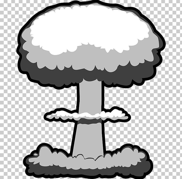 Nuclear Explosion Nuclear Weapon Mushroom Cloud Png Artwork Black And White Bomb Chemical Explosive Clip Art Mushroom Cloud Cloud Art Explosion