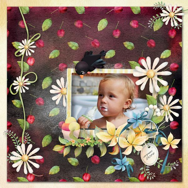 """Ella my granddaughter """" Lazy Summer"""" by Sarahh Graphics https://www.pickleberrypop.com/shop/product.php?productid=44876&page=1"""