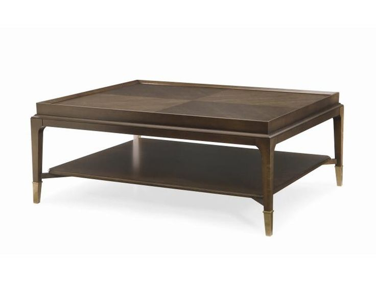 Century Furniture Living Room Cocktail Table 49H-601 - Stacy Furniture - Grapevine, Allen, Plano and Flower Mound, Texas