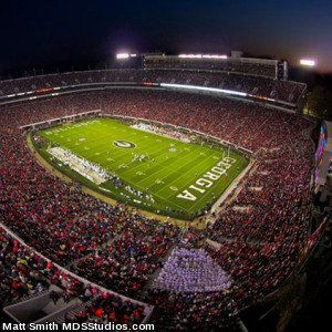 Sanford Stadium  University of Georgia