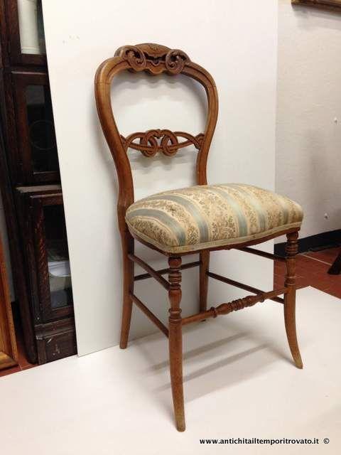 Oltre 25 fantastiche idee su sedie antiche su pinterest for Mobili antichi francesi
