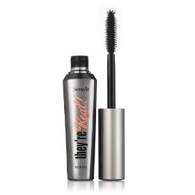Benefit - They're Real! Mascara - best one I've tried yet, but it's really hard to get off when you wash your face :(