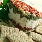 Dip For The Stars.  This is my go to recipe. Always a hit at any get together, gathering or Anniversary. This is for you Julie.