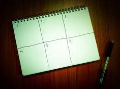 簡単にできる心理テストを1つご紹介します。一人でやるのもいいですが、カップルやグループで楽しむのがオススメです! 紙を図のように6つに区切って、1から6の番号をふ …
