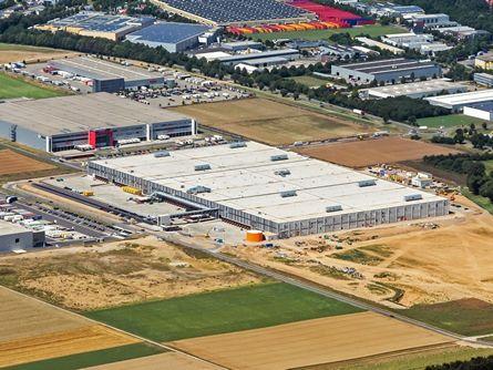 Zalando-Logistikzentrum in Mönchengladbach wird erweitert - http://k.ht/4PR